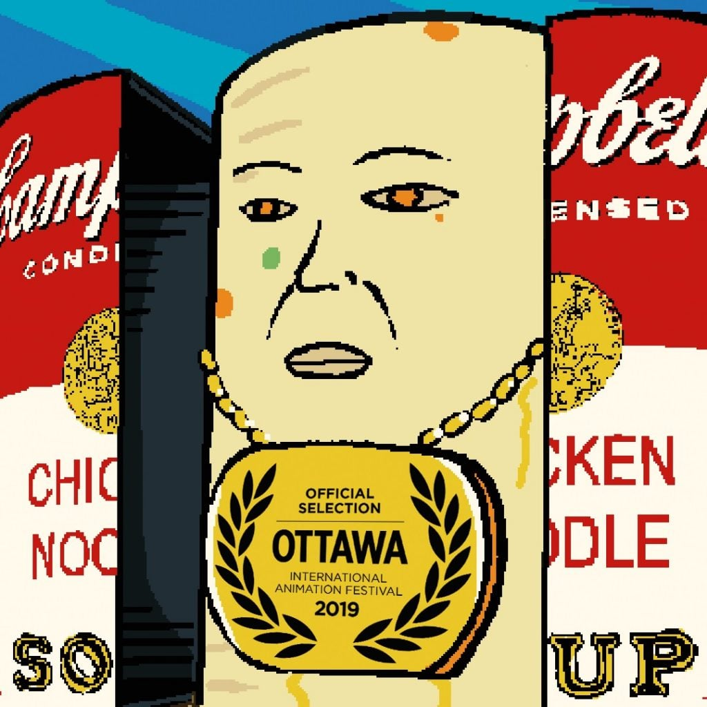 soup son at the Ottawa international animation festival OIAF 2019
